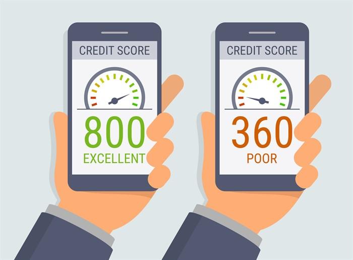 Расчет кредитной истории