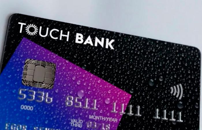 Кредитная карта Тач Банка