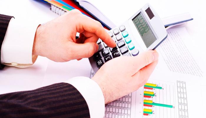 Кредитный калькулятор на сайте