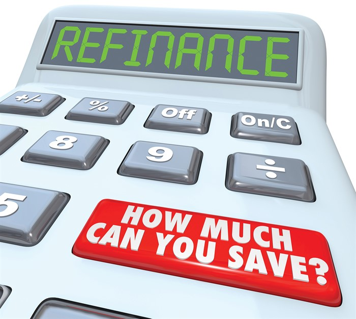 Отличие в условиях рефинансирования
