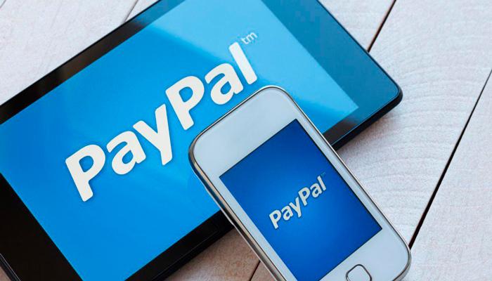 Платежная сиситема Paypal