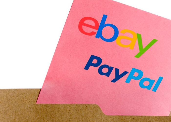 Оплата через Paypal на Ebay
