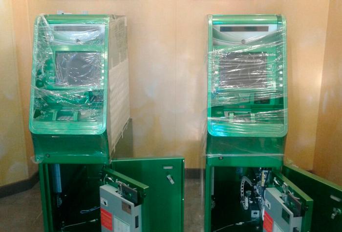 Заявка на установку банкомата