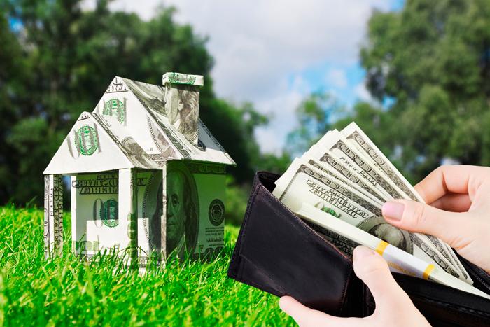 Займы для покупки недвижимости