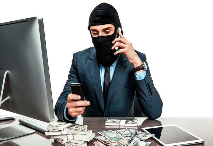 Звонки от мошенников