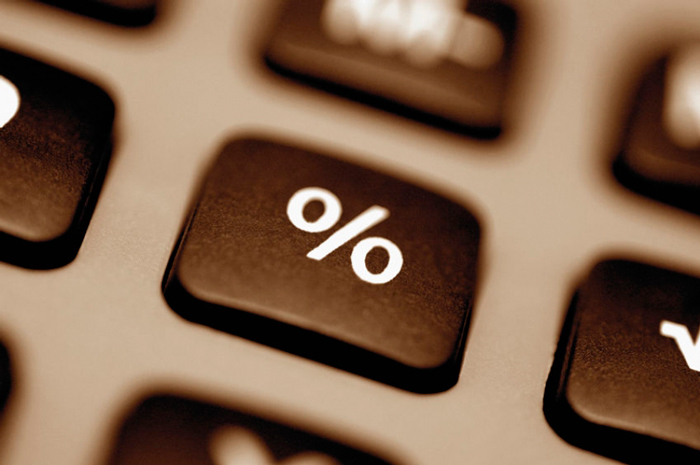 В каких сферах применяется расчет процентов