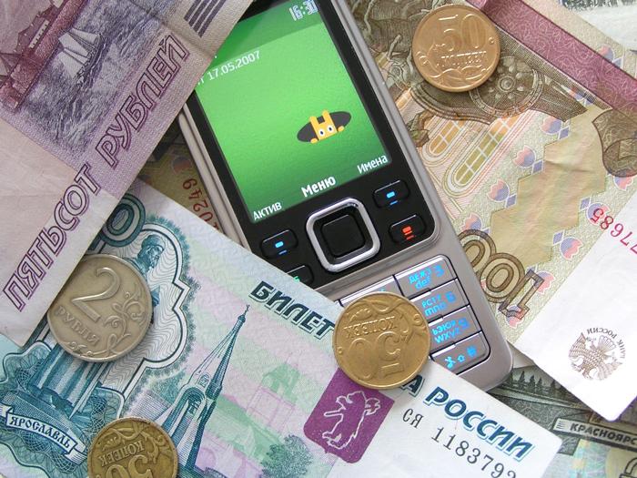 Спосообы пополнения счета мобильного телефона