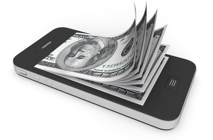 Пополнение со счета мобильного