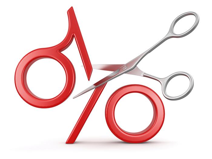 Снижение процентной ставки
