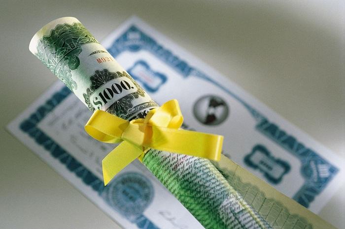 Размер облигаций