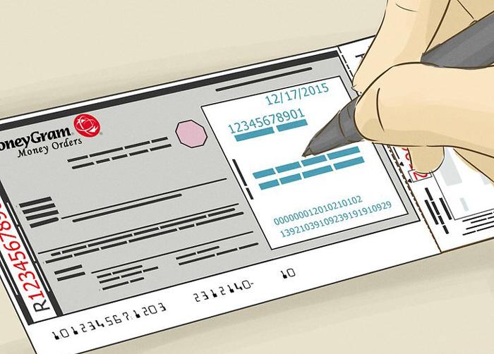 Отправление и получение денег через Маниграмм