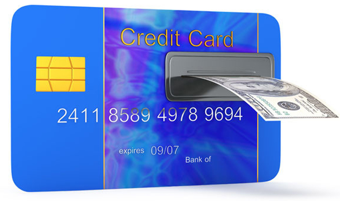 Списание денег с карты должника