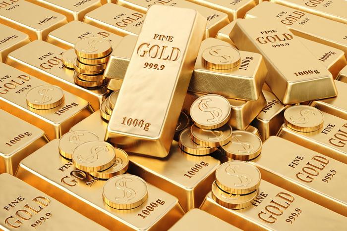 Использование золото для ювелирных украшений