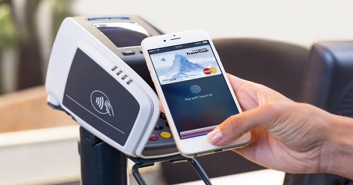 Как пользоваться Apple Pay на iPhone 5S