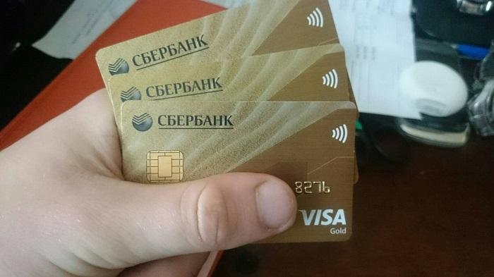 Карточный накопительный счет Сбербанка