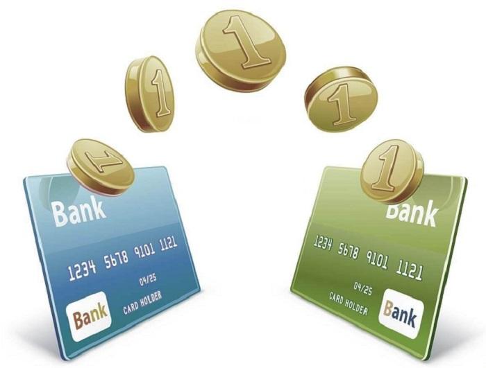 Перевод на банковские карты налог