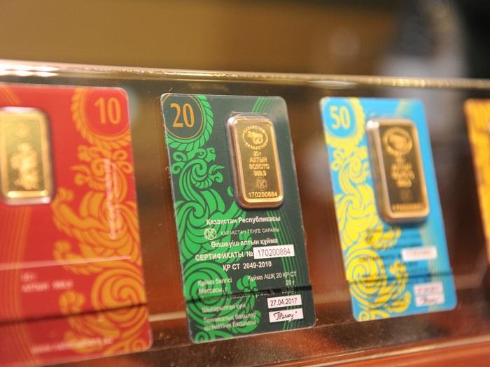 Продажа золотых слитков Сбербанк