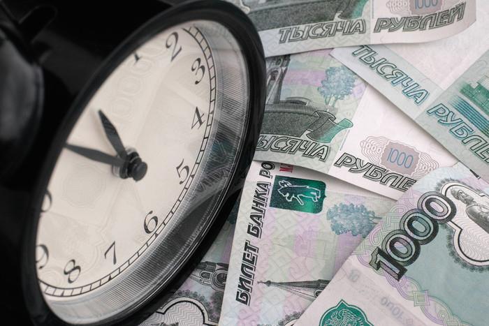 Расчет процентов в ежемесячном платеже