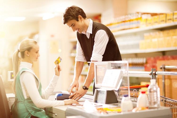 Оплата в магазине