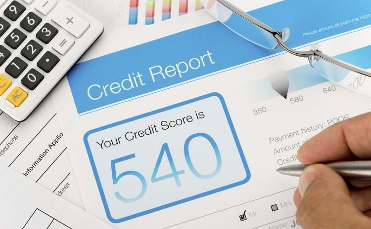 Отчет по кредитной истории