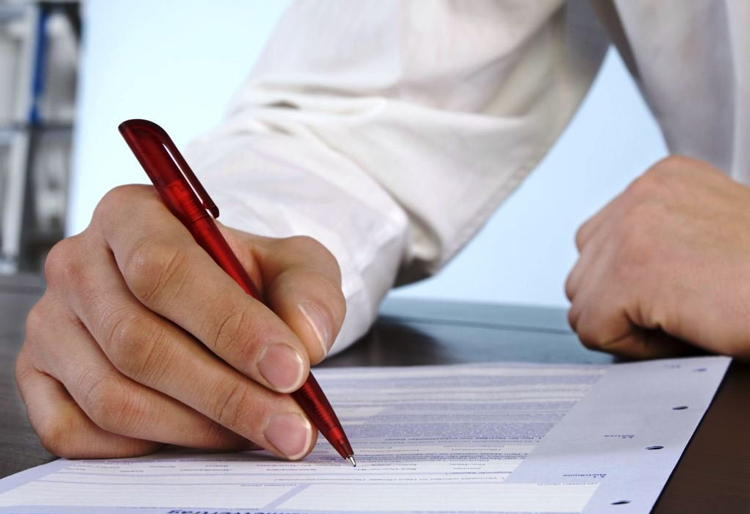 Как написать заявление о возврате средств