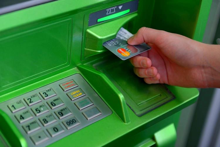 Как разблокировать Мобильный банк через банкомат