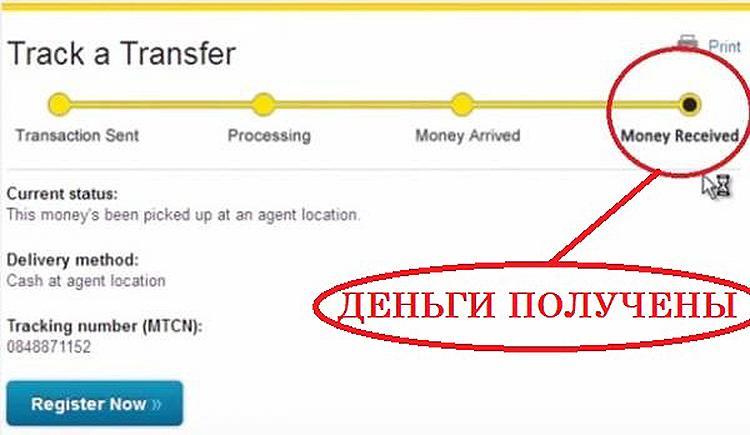 Статус перевода на сайте