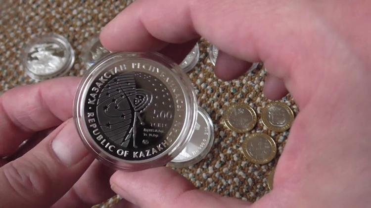 Где купить драгоценные монеты