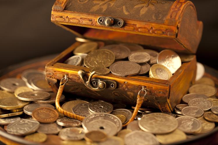 Как продавать драгоценные монеты