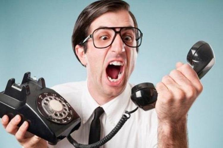 Как разговаривать по телефону с коллектором
